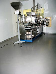 Индустриални подове Фармация Ботевград